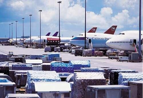 广州空运到美国后的提货时间