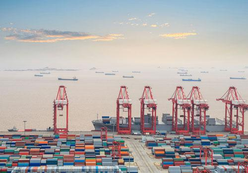 美国海运专线拼箱到门操作流程是怎么的?