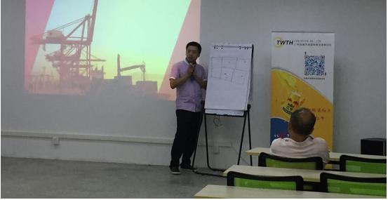 民建广州市委、白云区主委等领导再加码跨境电商物流新生态发展