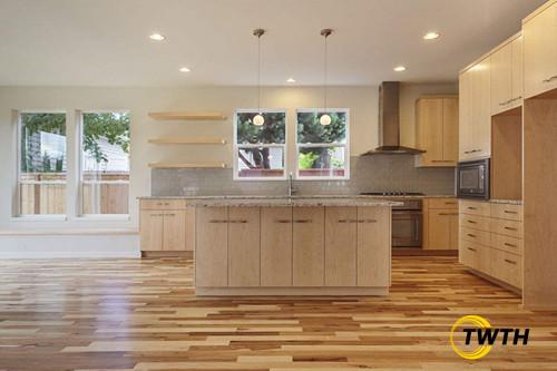 选择FBA海运头程的厨房家具