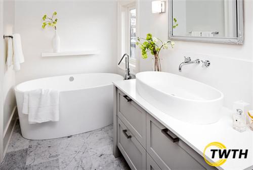 浴室家具选择FBA海运