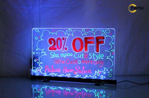 LED荧光板海运美国双清到门