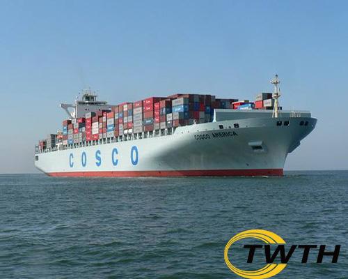 美国海运运费