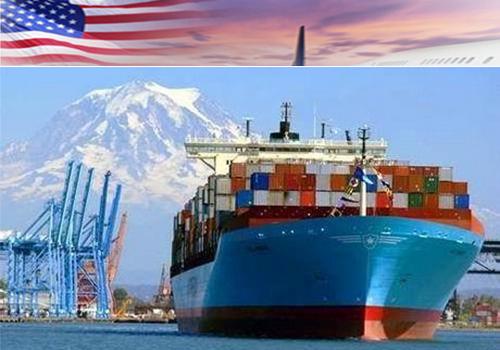 4) 一口价,费用无忧:美国专线海运散货到门包含海运费,报关费,isf